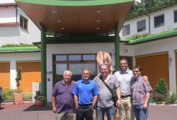 Trainingslager FC Dila Gori – Quellenhotel Bad Waltersdorf 2012